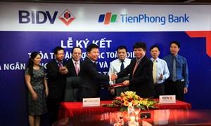 BIDV và TienPhongBank ký kết thỏa thuận hợp tác toàn diện