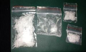 Hải quan Hải Phòng: Bắt giữ 301,54 gram ma túy đá