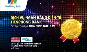 Khách hàng TienPhong Bank được giảm ngay 3% tại FPT Shop