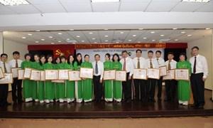 Vietcombank hội sở chính tổ chức Hội nghị người lao động