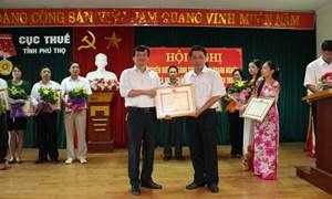 Cục Thuế tỉnh Phú Thọ:  Tuyên dương doanh nghiệp, cá nhân chấp hành tốt chính sách thuế