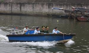 Hải quan Móng Cái chủ trì phối hợp, bắt giữ vụ vận chuyển 286,63 gam ma túy.