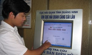 Hải quan Quảng Ninh:  Tăng cường quản lý vi phạm trong thủ tục hải quan điện tử