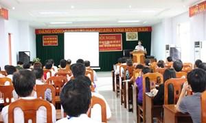 Kê khai thuế qua mạng internet ở Phú Thọ: Nhân thêm tiện ích