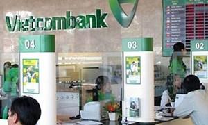 Vietcombank lãi đột biến vào cuối năm