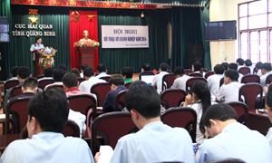 Hải quan Quảng Ninh đối thoại với doanh nghiệp xuất nhập khẩu