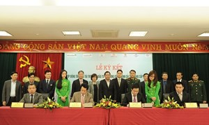 Vietcombank thu xếp vốn vay cho Dự án BOT Hài Nội - Bắc Giang