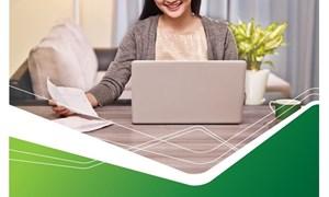Vietcombank ưu đãi lớn ngày mua sắm trực tuyến