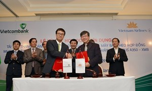 Vietcombank tài trợ 160 triệu USD cho Vietnam Airlines