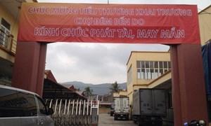 Quảng Ninh: Khai trương chợ đêm Bến Do