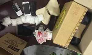 Hải quan Quảng Ninh: Bắt vụ vận chuyển khoảng 2,7 kg ma túy đá