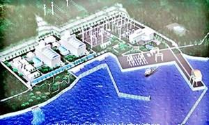 Nhà máy điện hạt nhân Ninh Thuận bước vào giai đoạn nước rút