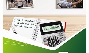 Vietcombank triển khai chương trình cho vay với lãi suất ưu đãi chỉ từ 7% năm