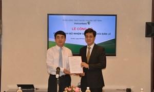 Vietcombank bổ nhiệm giám đốc khối bán lẻ