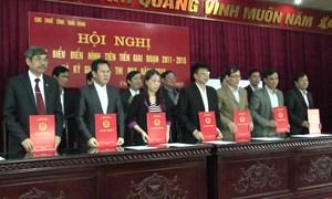 Cục thuế Thái Bình: Phát huy sức mạnh các phong trào thi đua