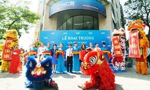 NCB khai trương trụ sở mới tại TP. Hồ Chí Minh