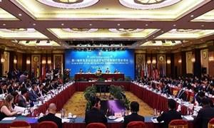 Khai mạc hội nghị chống khủng bố và tội phạm xuyên quốc gia