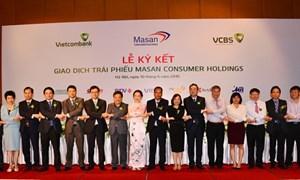 Vietcombank và Masan Consumer Holdings ký kết giao dịch trái phiếu