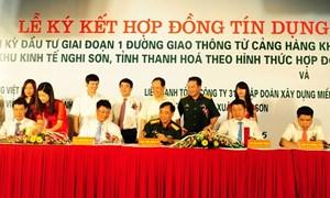 Vietcombank tài trợ 3.550 tỷ cho dự án giao thông của Thanh Hóa