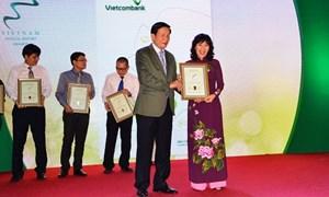 Vietcombank - Doanh nghiệp có báo thường niên tốt nhất trên thị trường chứng khoán