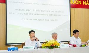 Vietcombank tăng cường hợp tác cùng Tổng cục Thi hành án dân sự