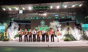 """Vietcombank tài trợ cho """"Tuần lễ du lịch xanh ĐBSCL năm 2015"""""""