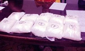 Buôn lậu ma túy vẫn tiềm ẩn nguy cơ bùng phát trở lại