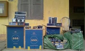 Hải quan Quảng Ninh: Nửa tháng bắt giữ 8 vụ buôn lậu