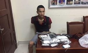 Hải quan Quảng Ninh: Một ngày phá 2 vụ, thu giữ gần 4 kg ma túy.