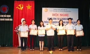 Hải quan Thanh Hóa: Thu ngân sách nhà nước 6 tháng đầu năm tăng mạnh
