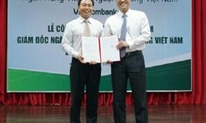Vietcombank bổ nhiệm giám đốc chi nhánh Khánh Hòa