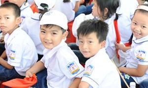 Vietcombank tài trợ 15 tỷ đồng xây trường học tại Ninh Bình