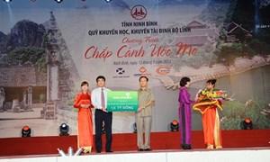 Vietcombank tặng 1,5 tỷ đồng cho Quỹ khuyến học, khuyến tài Đinh Bộ Lĩnh