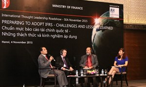 Chuẩn mực Báo cáo Tài chính Quốc tế: Thách thức và kinh nghiệm cho Việt Nam