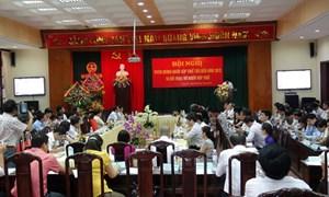 Hưng Yên: Ra sức thực hiện thắng lợi nhiệm vụ thu - chi ngân sách