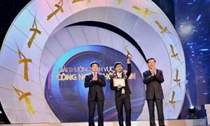 """Vietcombank tiếp tục đồng hành cùng """"Nhân tài Đất Việt"""""""