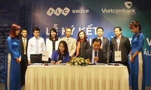 Vietcombank và FLC ký hợp đồng tài trợ dự án FLC Twin Towers