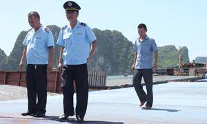 Quảng Ninh tăng cường chống buôn lậu trong những tháng cuối năm