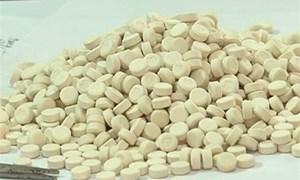 Hải quan Quảng Ninh: Liên tiếp bắt giữ vận chuyển ma túy tổng hợp