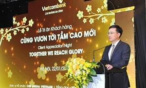 Vietcombank Ba Đình: Vươn tầm cao mới