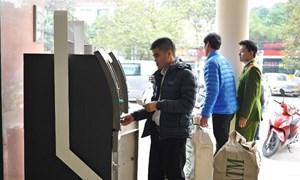 Vietcombank: Đảm bảo thông suốt hệ thống ATM trong mọi thời điểm