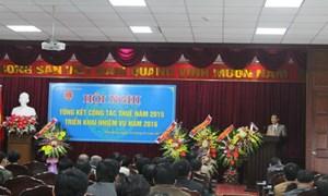 Cục thuế Thái Bình: Nhanh chóng vào cuộc thực hiện nhiệm vụ