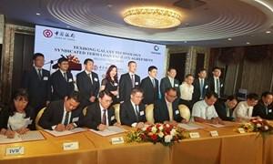 Vietcombank tài trợ vốn cho dự án của Tập đoàn Texhong