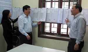 Thái Bình: Chủ động chuẩn bị tốt cho ngày bầu cử