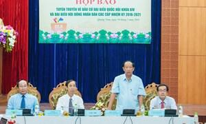 Quảng Nam: Sẵn sàng cho Ngày hội bầu cử thành công