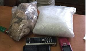 Hải quan Quảng Ninh: Bắt đối tượng vận chuyển trái phép 1,7 kg ma túy