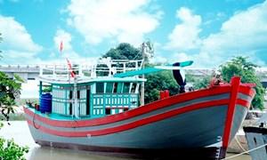 Vietcombank bàn giao tàu cá cho vay theo Nghị định 67/2014/NĐ-CP
