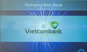 Vietcombank - Ngân hàng tốt nhất Việt Nam