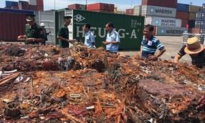 Phát hiện gần 140 tấn nhôm, đồng sai phạm tờ khai hải quan