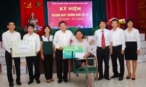 Vietcombank với nhiều hoạt động tri ân